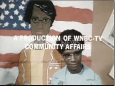 NEW YORK ILLUSTRATED: THE IRREPRESSIBLE SHIRLEY CHISHOLM(1969 NBC NEWS SPECIAL)