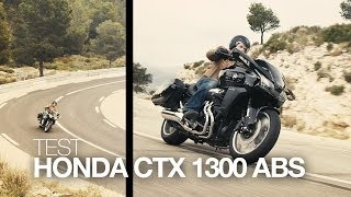 TEST | HONDA CTX 1300 ABS Le meilleur du Bagger ?