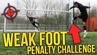 WEAK FOOT PENALTY CHALLENGE! BILLY VS JEZZA thumbnail