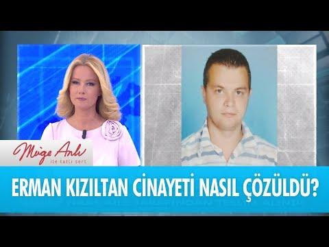 Erman Kızıltan cinayeti nasıl çözüldü? - Müge Anlı İle Tatlı Sert 12 Eylül 2018