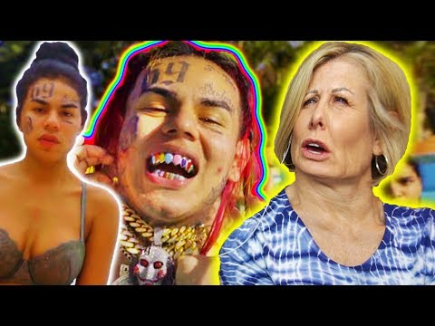 """Mom REACTS to 6IX9INE """"Gotti"""" (Official Music Video)"""
