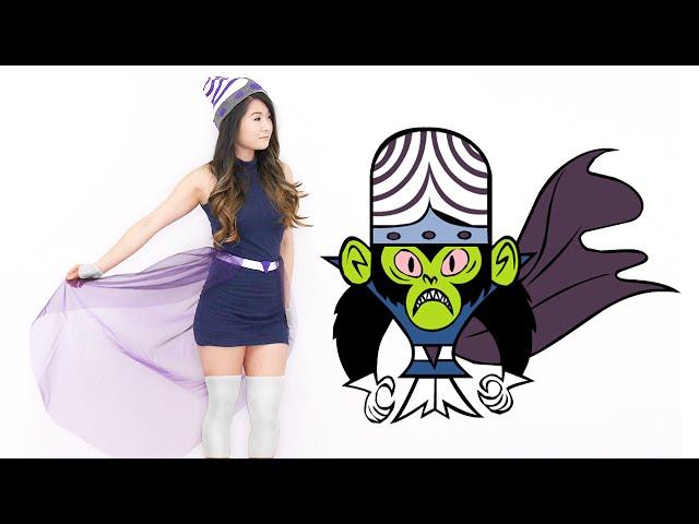 Powerpuff costume girls xxx — pic 5