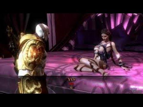 God of War III: Aphrodite Sex Mini Game | Polish The Console