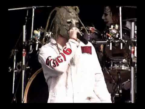 Slipknot - Liberate (Live @ Dynamo 2000) DvD Rip/HQ mp3