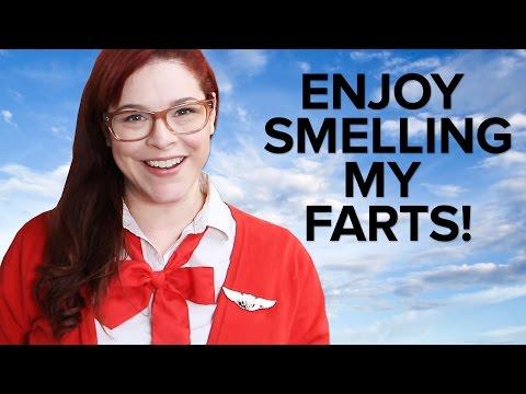 If Flight Attendants Were Honest