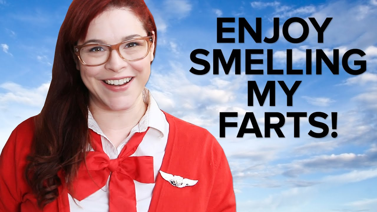 if flight attendants were honest