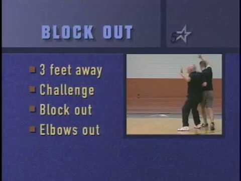 5 Commandments of Basketball Defense