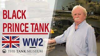 Tank Chats #80 Black Prince   The Tank Museum