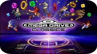 """Sega Mega Drive Classics  Switch  Gameplay Español """"más De 50 Juegos Clásicos"""""""