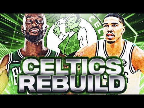 Rebuilding The Boston Celtics In NBA 2K20...