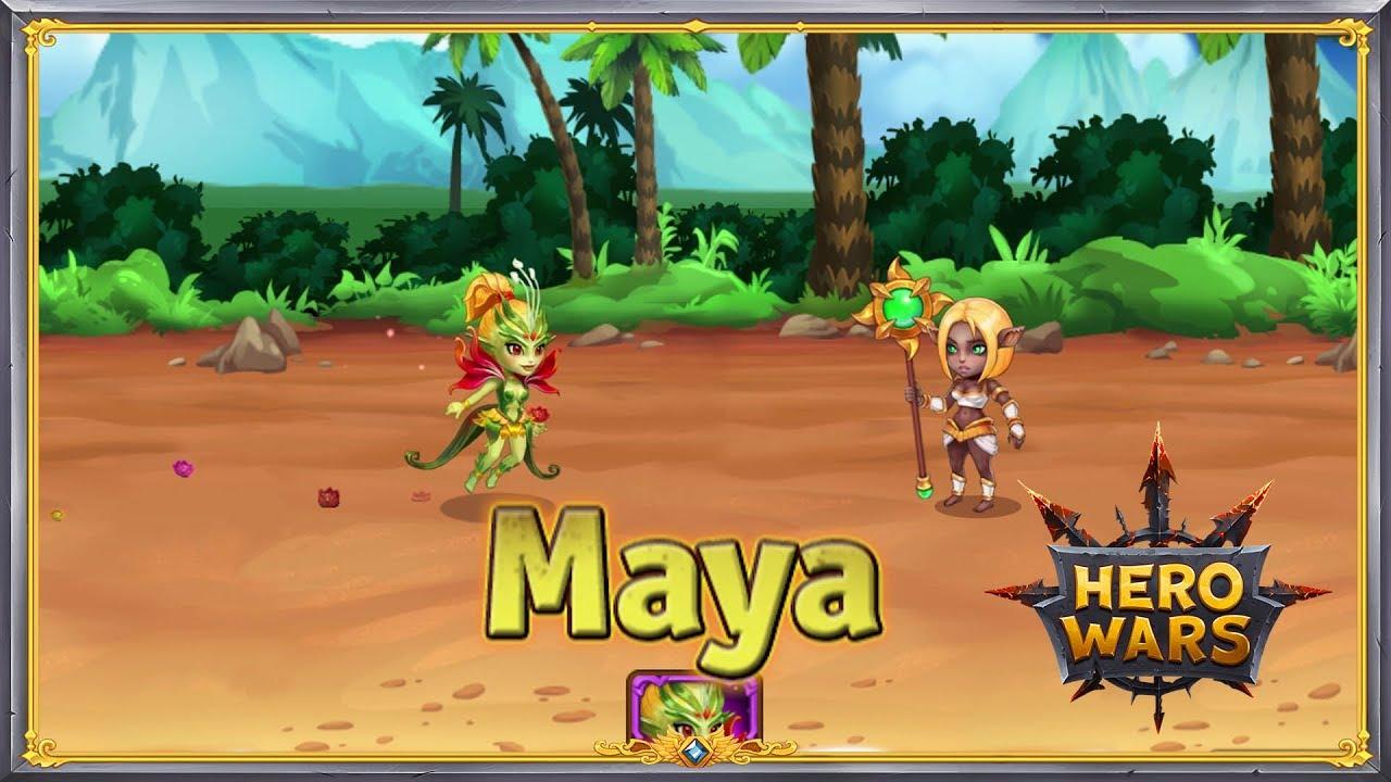 Hero Wars — Maya