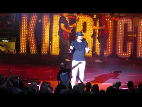 "Kid Rock Rebel Soul Tour  ""All Summer Long"" LIVE 8/17/2013 DTE Energy Music Theatre"