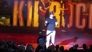 "Kid Rock Rebel Soul Tour  ""All Summer Long"" LIVE 8/17/2013 DTE Energy Music Theatre"