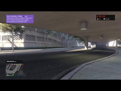 (Live) GTA ONLINE [PS4] Vem Pra Família vc Também!! (Ganhando Dinheiro na Raça)#Símbora#Rumoa550subs