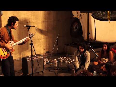 Devendra Banhart performs at Berkeley Art Museum