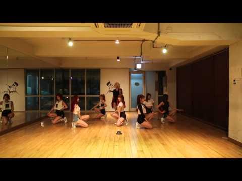 나인뮤지스[9muses]---다쳐(hurt-locker)-안무-연습영상(dance-practice)