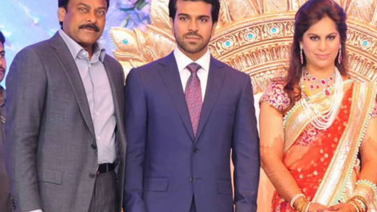 Ram Charan Pictures With His Wife Upasana Kamineni Youtube