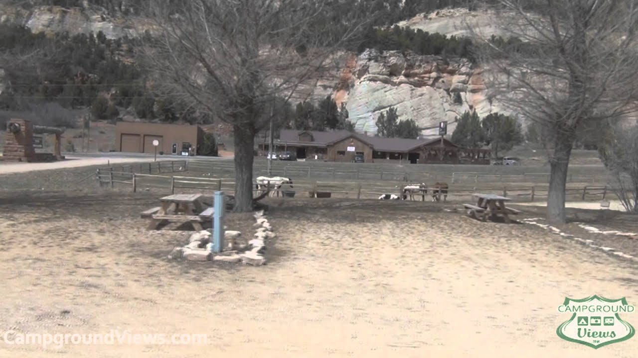 campgroundviews - zion rv and campground mount carmel utah ut