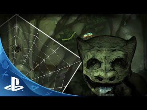 Spider: Rite of the Shrouded Moon - Official Trailer | PS4, PS Vita