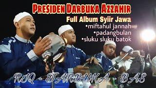 Presiden Darbuka Azzahir - Full Album Syiir Jawa - 3 Sholawat .HD