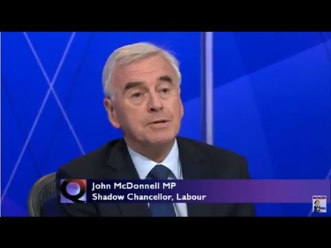 John McDonnell vs right-wing ideology (Question Time 17 Sept 2015)