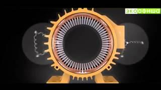 Первое в МИРЕ. Электродвигатель Дуюнова.