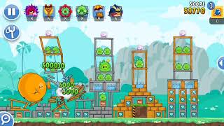 Angry Birds Friends Online Tournament (part 2/2)