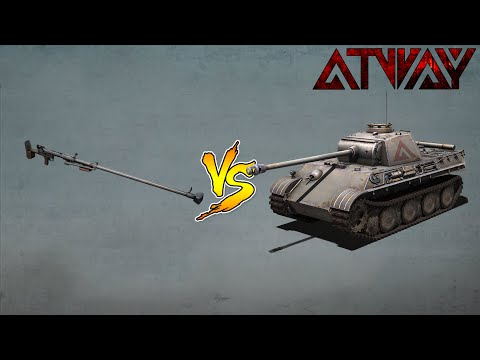 Heroes & Generals. PTRD vs Panther. ПТРД против Пантеры