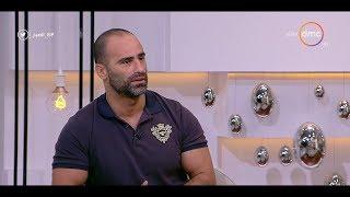 8 الصبح - حوار مع الموديل اللبناني صالح عبد النبي بطل كليب