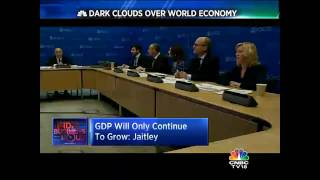 Dark Clouds Over World Economy: OECD's Gloomy Forecast