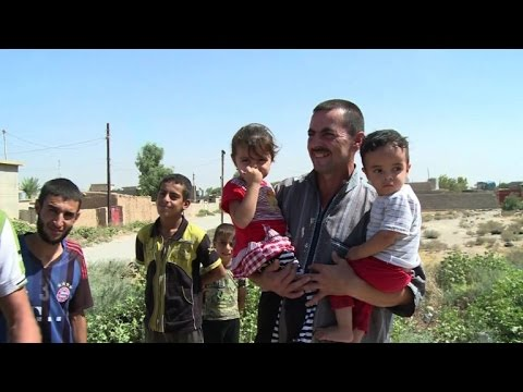 After IS, residents of Iraqi town hope for normal life