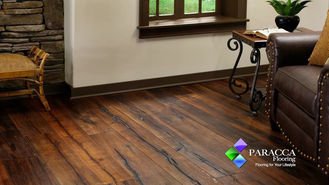 Paracca Flooring Luxury And Low Maintenance Youtube