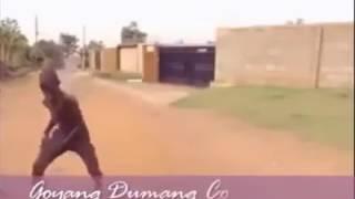 Goyang Dumang Tenar Di  Afrika