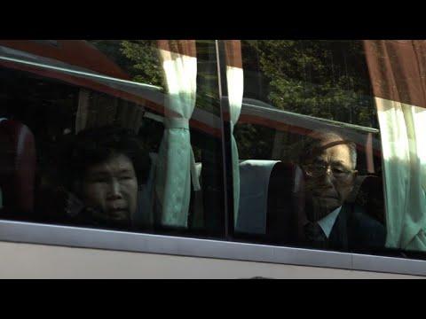 Emouvantes retrouvailles en vue à la frontière intercoréenne