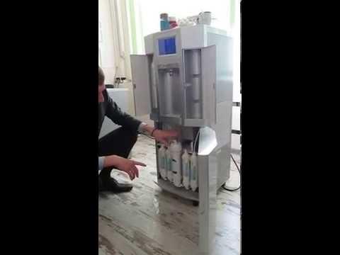 Генератор воды EcoloBlue (съемка Артём Бабин)
