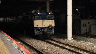スーパービュー踊り子251系RE-2編成NN廃車回送