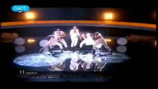 [HQ - GREECE] Giorgos Alkaios & Friends - OPA! (Eurovision 2010 / Final)