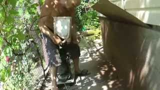видео Декоративная штукатурка шуба своими руками