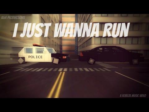 I Just Wanna Run Roblox Music Video