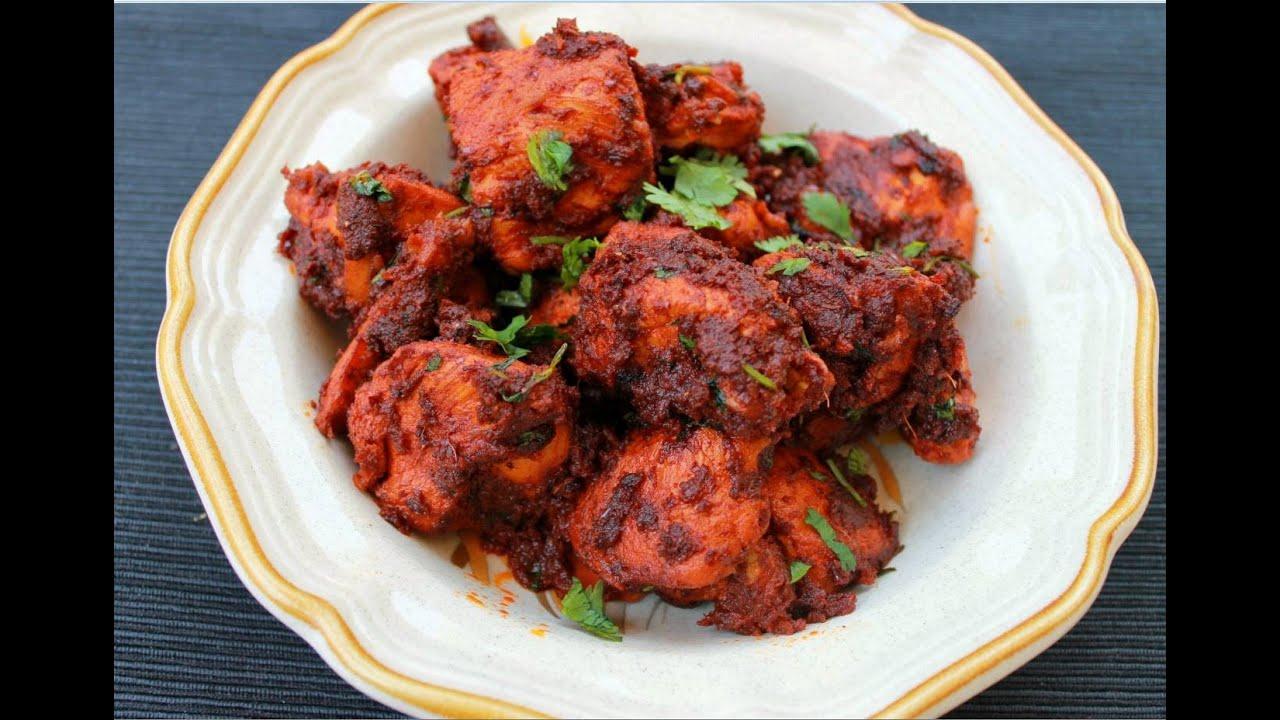 Easy Chicken Masala Recipe - YouTube