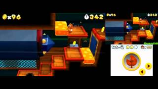 [Blooper] Super Mario 3D Land: Dumbest way to die on W6-Ship