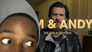 Jim & Andy: The Great Beyond Official Trailer REVIEW