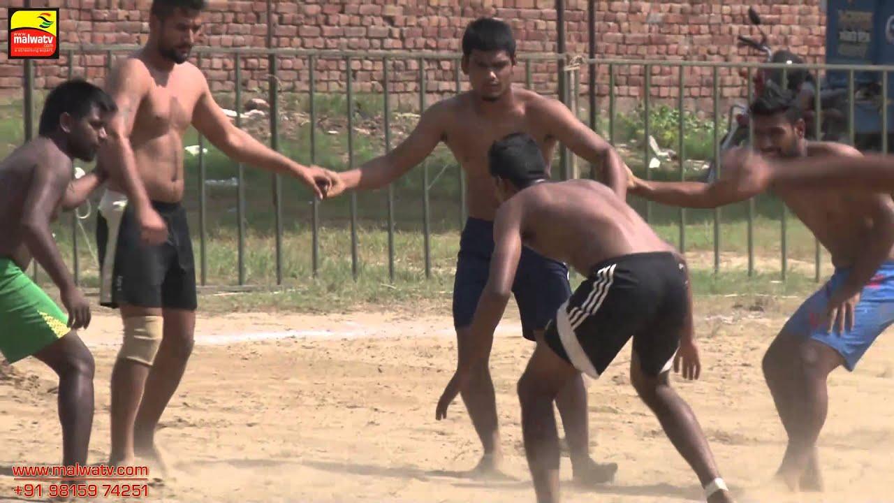 BHUMAL (Jagraon) ! KABADDI TOURNAMENT -2015 ! Full HD ! Part 1st.