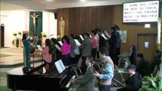 Thánh vịnh 137  - Thái Nguyên