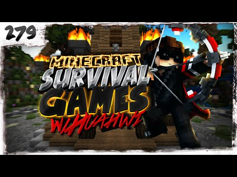 Minecraft Survival Games w/ Huahwi #279: PICKY CHALLENGE!
