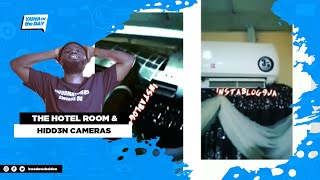 Man Exp0ses Hotel Which Allegedly Plants Cameras In Guests' Rooms