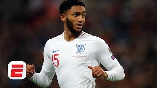 Fans booing Joe Gomez overshadows England's performance vs. Montenegro | Euro 2020 Qualifiers