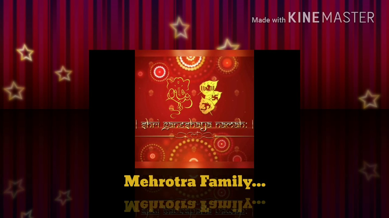 WEDDING INVITATION SAMPLE MADE BY ME FOR WHATS APP AND OTHERS SOCIAL ...