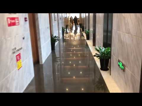 New Shanghai Hongqiao International Terminal 1: China Eastern Business Class Lounge