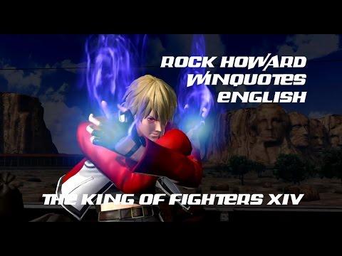 Kof Xiv Rock Howard Win Quotes English Youtube Rock howard is a captain ersatz of kaede. kof xiv rock howard win quotes english